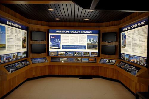 Antelope Valley Station