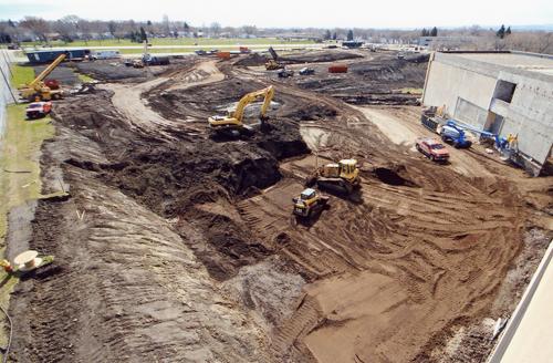 ND Heritage Center expansion