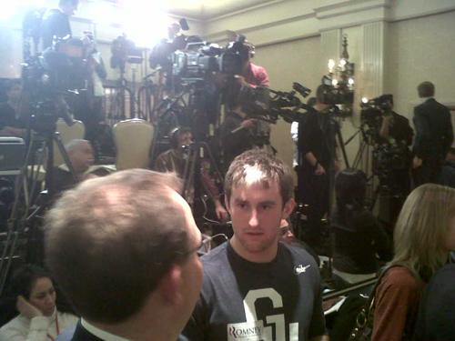 Iowa caucus 2012
