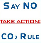 Letter to EPA opposing the CO2 rule