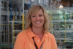Heidi Lowe, Dry Fork Station