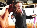 Mark Fischer prize horse