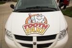 Ronald McDonald Tooth Taxi