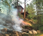Wildfires affect Poudre Valley's service area