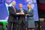 Beiswanger recieves award