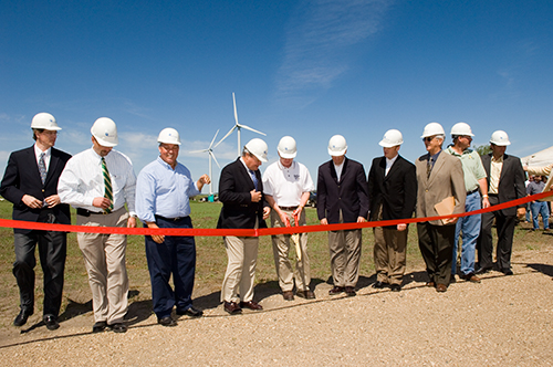 Wilton Wind Energy Center