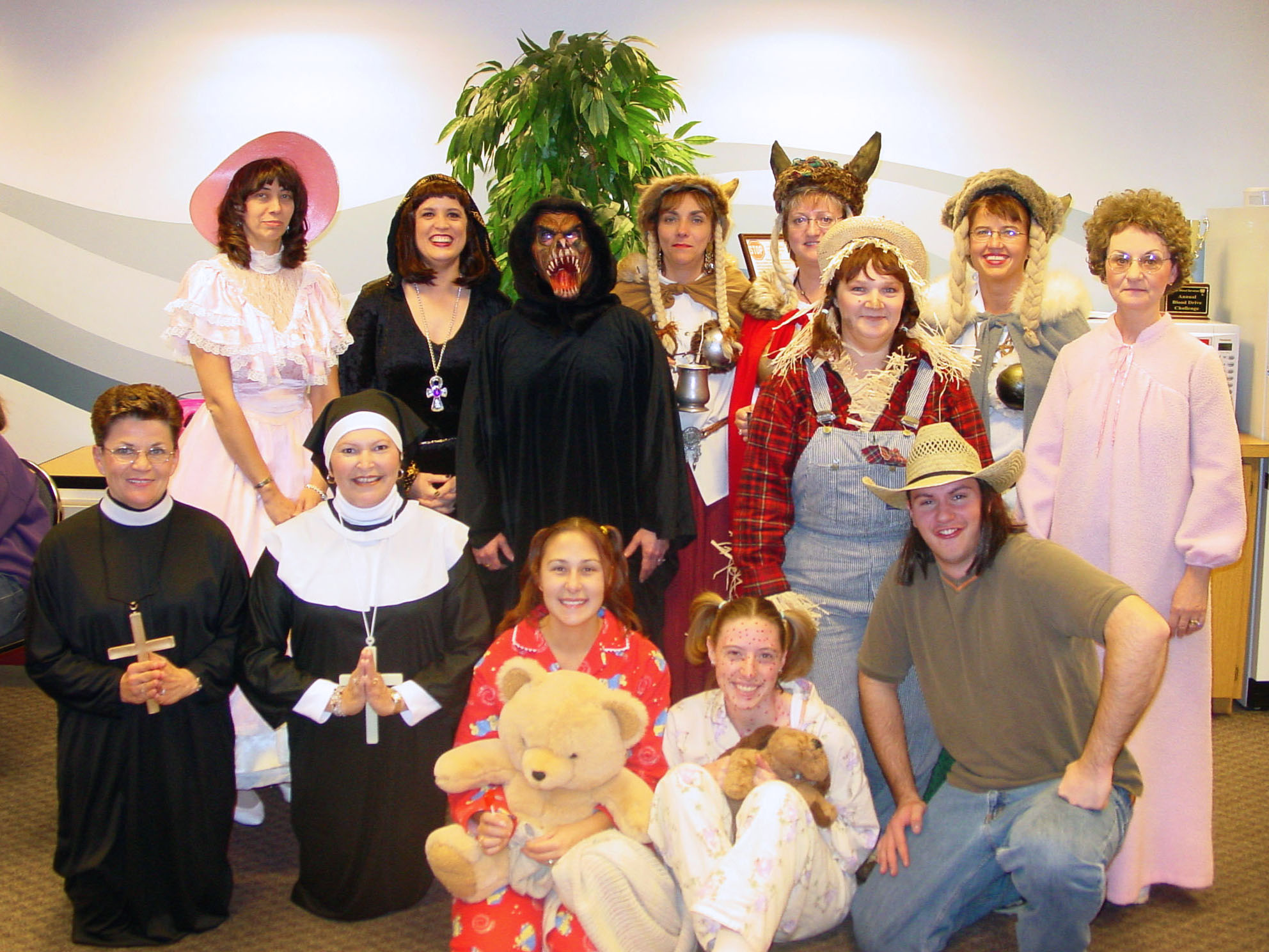 throwback thursday: halloween edition – basin electric: live wire