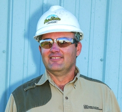 Tom Nozicka, Basin Electric fleet maintenance supervisor.[/