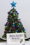 Basin Electric's entry for Pride, Inc.'s 2013 Celebration of Trees.
