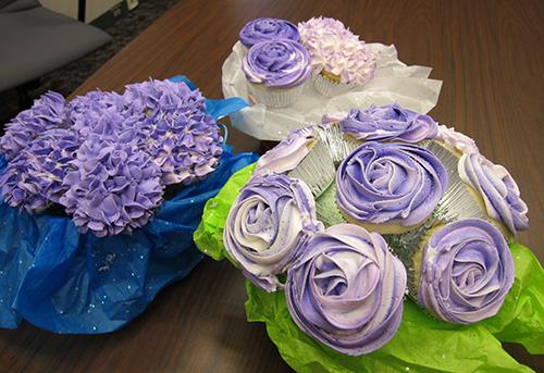 Judy Willman cupcakes