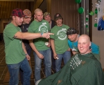 Mercer County Brave the Shave