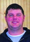 Craig Heumiller, operations maintenance supervisor at Crow Lake Wind Project.