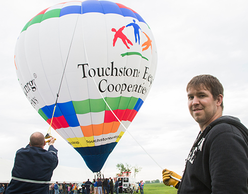 Touchstone Energy balloon