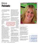 Erica Petrowitz, Dakota Gasification Company Human Resources Supervisor