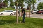 Dustin Dutoit, assistant labor