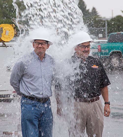 Innovative Energy Alliance Ice Bucket Challenge