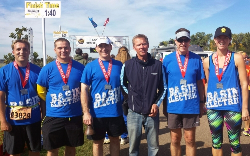 2014 Bismarck Marathon Corporate Relay