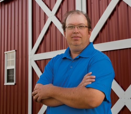 Darin Larson, Baltic, SD.