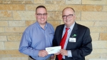 Lyon-Lincoln Electric Coop - Avera McKenna donation
