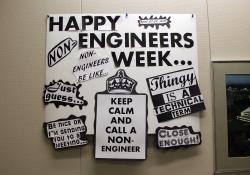 Non Engineers Week