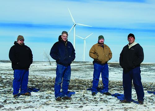 PrairieWinds Group