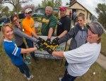Basin Electric Rebuilding Together 2015 team.
