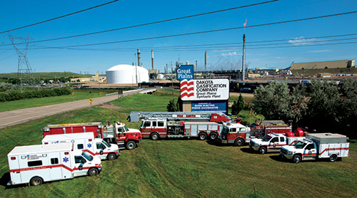 Dakota Gasification Company