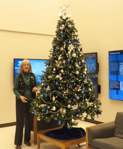 Eileen Keck Christmas Tree