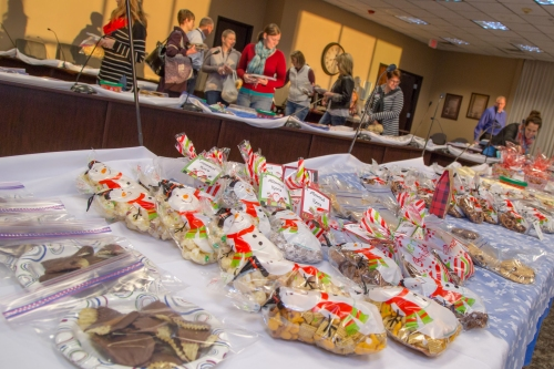 United Way bake sale 2015-46