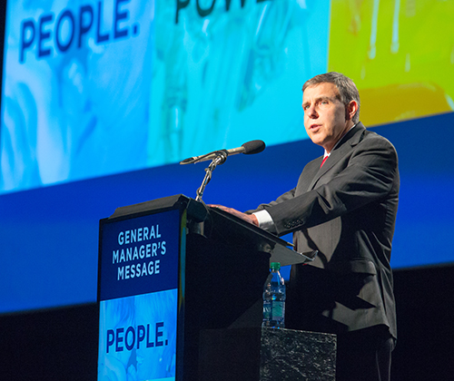 Paul Sukut - Annual Meeting
