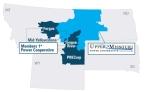 New Montana members map