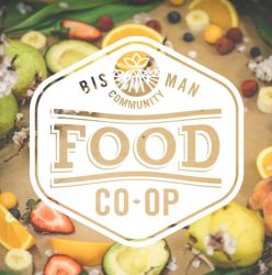 Food co-op logo