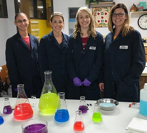 Dakota Gas Chem Lab