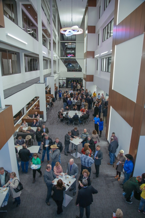 Basin Electric Annual Meeting social offers glimpse of new ...