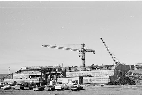 Construction of Headquarters C3426.1