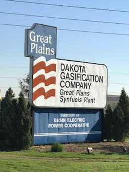 Great Plains Synfuels Plant