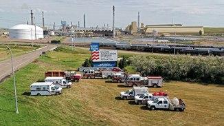 Dakota Gasification Company's Emergency Vehicle fleet.